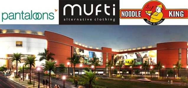 HiLITE Mall Brings Premium Brands Pantaloons, Mufti and Noodle King to Kozhikode!