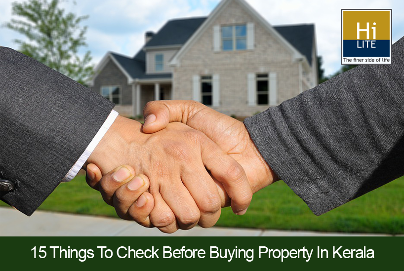 15 Things To Check Before Buying Property In Kerala