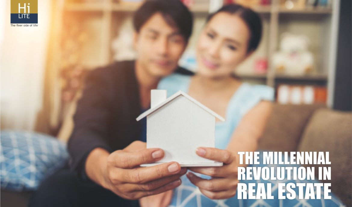 The Millennial Revolution In Real Estate