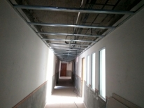 Corinth-Passage-False-Ceiling-work-progressing